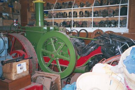 8-16 Mogul Tractor