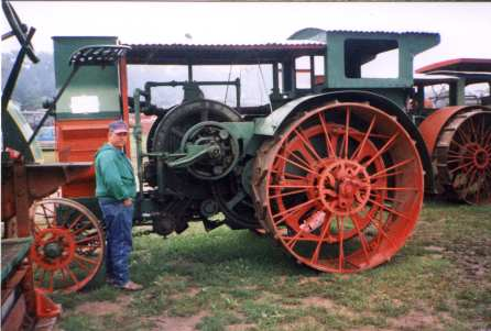 Mogul Jr. 25 HP