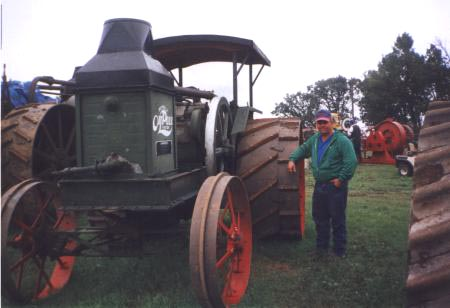 Rumely 20-40